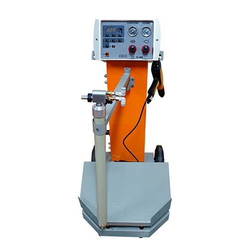 COLO-668-L3-B Feed Box Manual Powder Coating Equipment