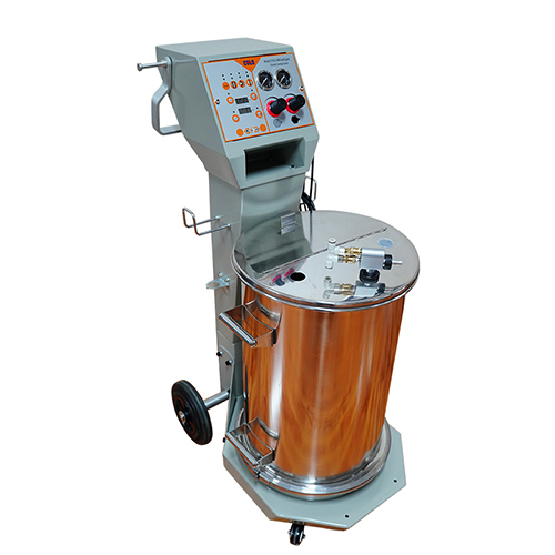 COLO-800D-L2 Manual Powder Coating Equipment