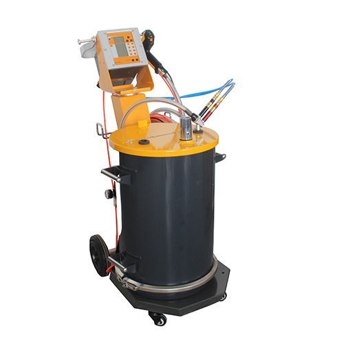 COLO-191S-F Manual Powder Coating System