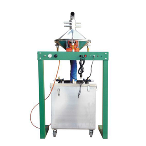 COLO-3000-S  automatic powder coating sieving machine
