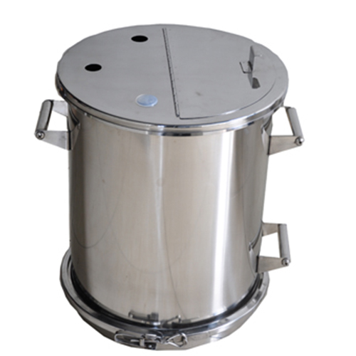 COLO-40A  Fluidizing Powder container