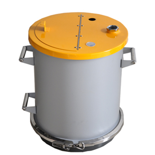 COLO-40C  Fluidizing Powder container