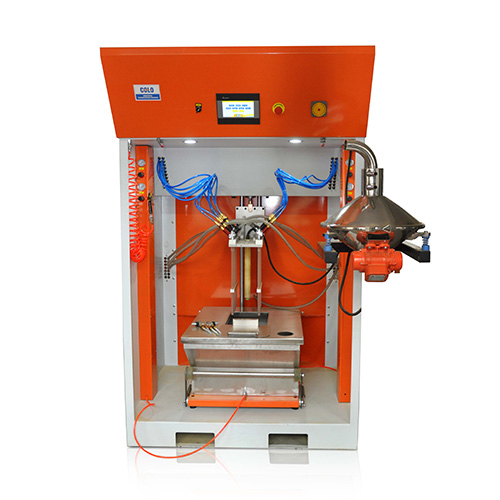 COLO-6000PC Fast color change powder feed center