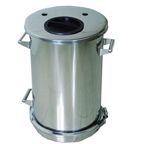 COLO-62A Stainless Steel Fluidized powder hopper