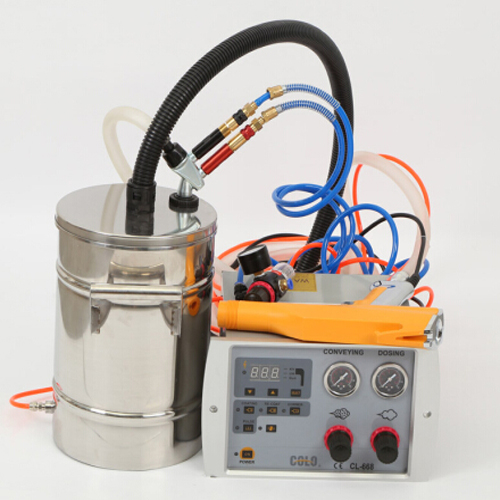 COLO-668T-B Portable Manual Powder Coating System