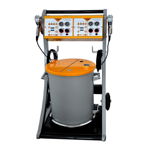 COLO-800D-2 Manual Powder Coating Machine