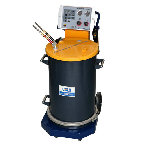 COLO-668-L3 Manual Powder Coating Equipment