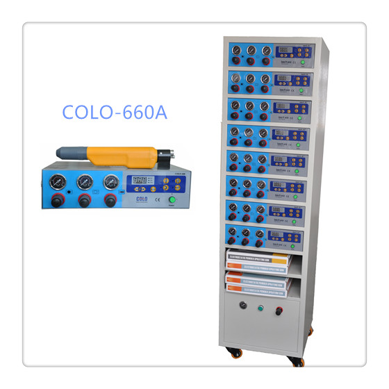 COLO-660A Powder Sraying Machine Control Cabinet