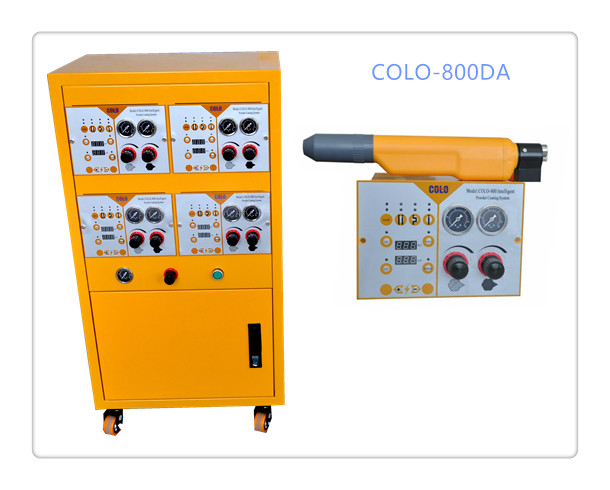 COLO-800DA Powder Coating Gun control Cabinet